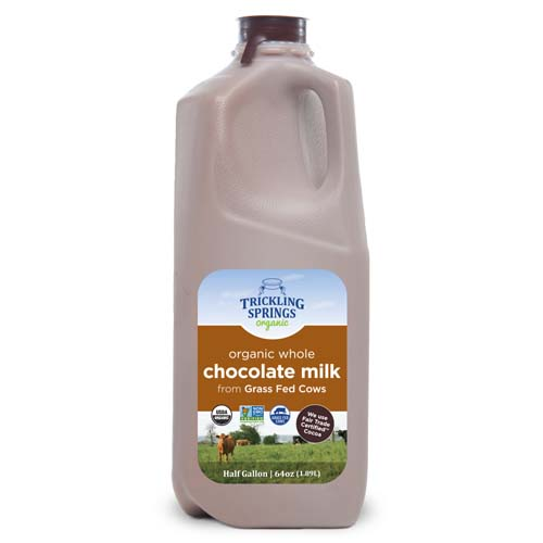 Chocolate milk organic