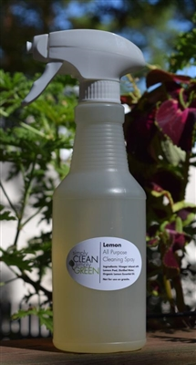 Simply Clean Simply Green All Purpose Cleaning Spray Locavore At Your Door