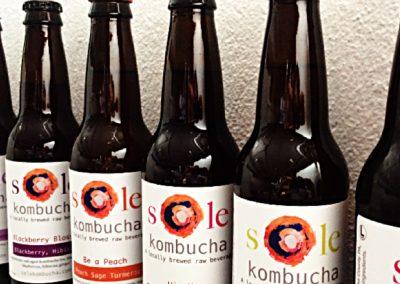 Sole Kombucha