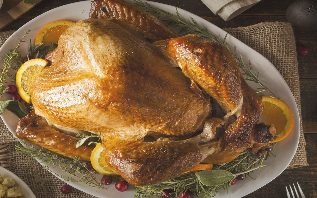 3 Reasons To Buy Your Thanksgiving Turkey From a Local Farmer